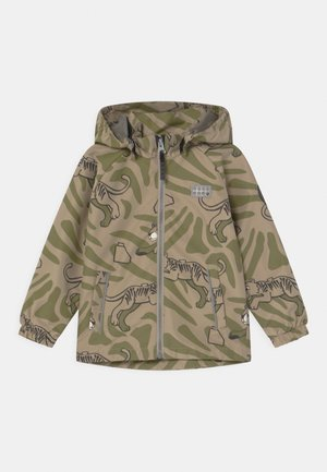 JANEK UNISEX - Outdoor jacket - dark khaki