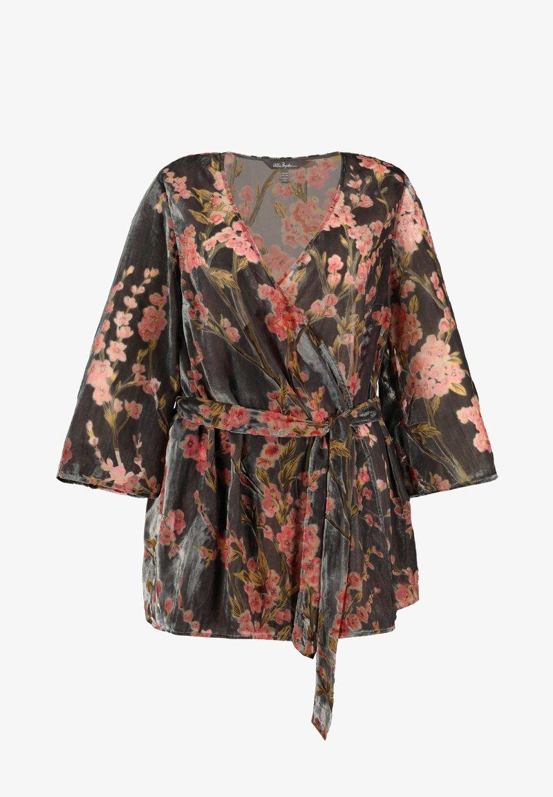 Ulla Popken - Summer jacket - dark grey