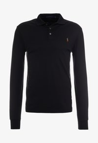 Polo Ralph Lauren - PIMA KNT - Polo shirt - black - 3