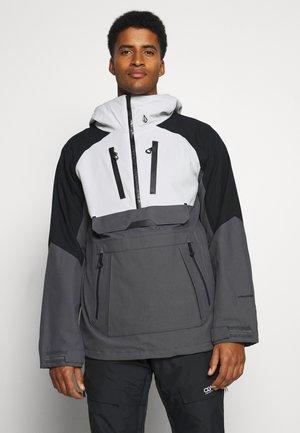 BRIGHTON PULLOVER - Snowboardová bunda - grey