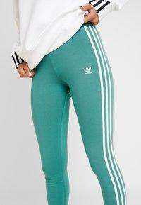adidas Originals - Leggings - future hydro/white - 5
