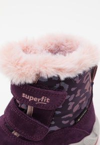 Superfit - ICEBIRD - Winter boots - lila/rosa - 5