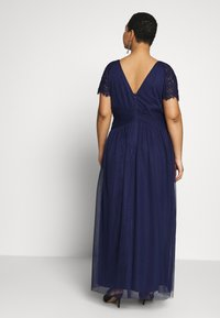Little Mistress Curvy - MAXI TRIMS - Occasion wear - navy - 3