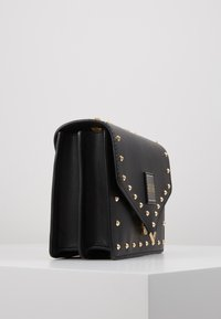 Versace Jeans Couture - STUDDED SHOULDER BAG - Borsa a tracolla - black - 3