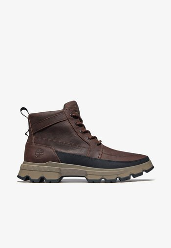 TBL ORIGINALS ULTRA - Lace-up ankle boots - soil