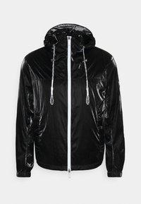 Emporio Armani - BLOUSON JACKET - Lehká bunda - black - 6