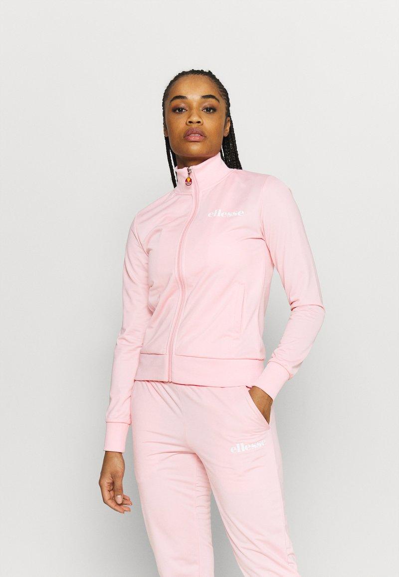 Ellesse - FLOZ SET - Tracksuit - pink