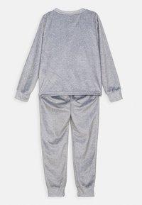 Converse - SET - Pantalones deportivos - dark grey heather - 1