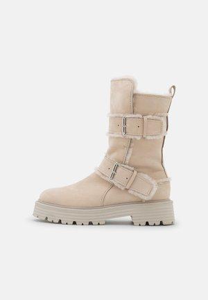 POWER - Winter boots - desert