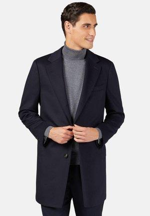 Halflange jas - navy blue