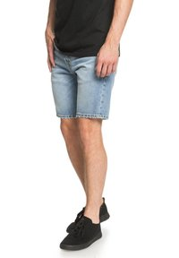 Quiksilver - MODERN WAVE SALT WATER - Jeansshort - salt water - 3