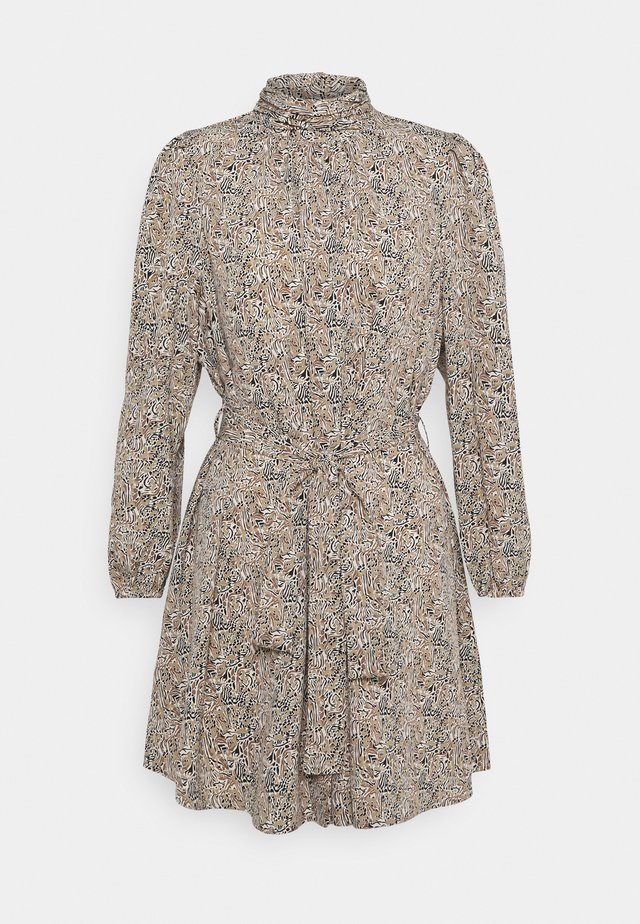 VMJOSEPHINE DRESS - Korte jurk - birch