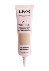 Nyx Professional Makeup - BARE WITH ME TINTED SKIN VEIL - Foundation - 4 true beige buff - 1