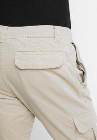 Urban Classics - JOGGING PANT - Cargo trousers - sand - 5