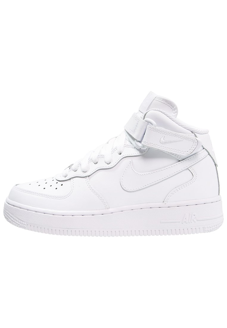 air force 1 alte bianche donna
