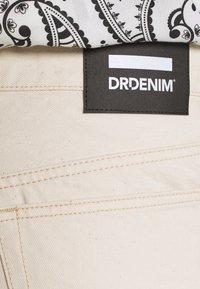 Dr.Denim - DASH - Straight leg jeans - ecru - 5
