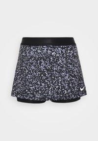 DRY SKIRT - Sports skirt - black/white