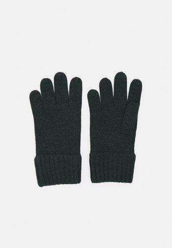 APPAREL ACCESSORIES GLOVE UNISEX - Gloves - forest green heather