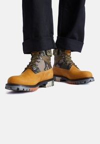 Timberland - Veterboots - wheat full grain - 0