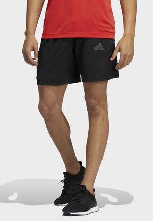 H.RDY WARRI SHO - Korte sportsbukser - black