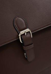 Pier One - Briefcase - dark brown - 6