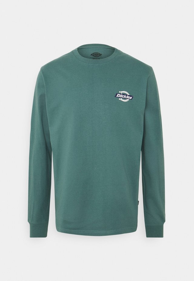 RUSTON TEE - Longsleeve - lincoln green