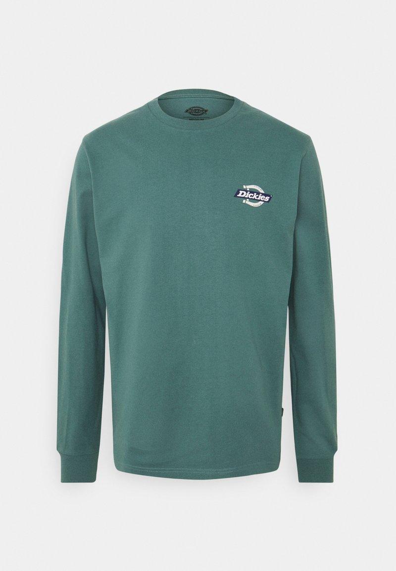 Dickies - RUSTON TEE - T-shirt à manches longues - lincoln green