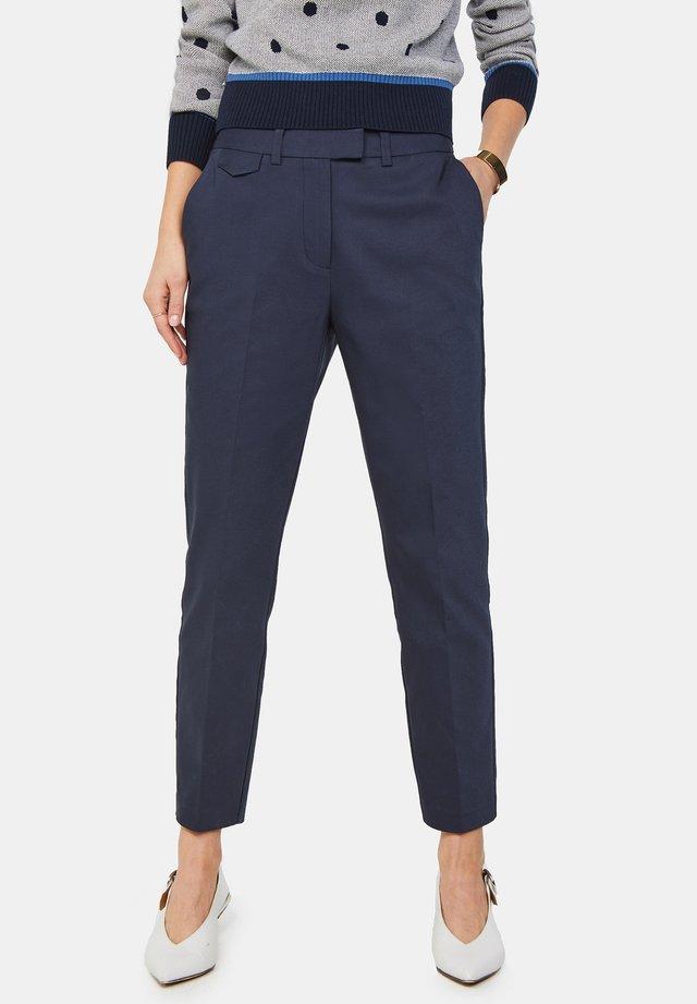 Pantalones chinos - dark blue