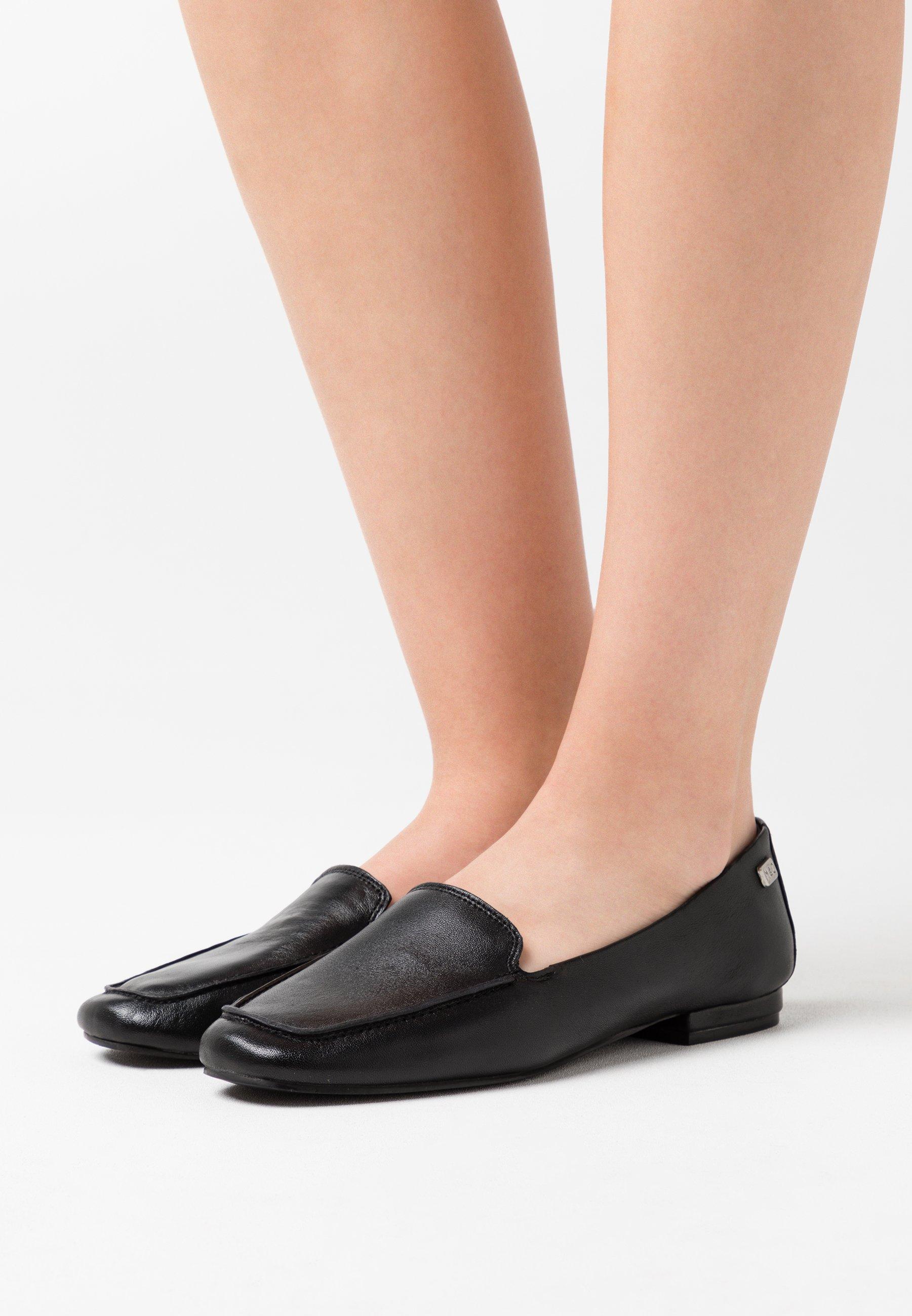 Women ROMY - Slip-ons - black
