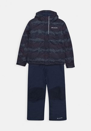 BUGA™ SET - Snowsuit - coll navy