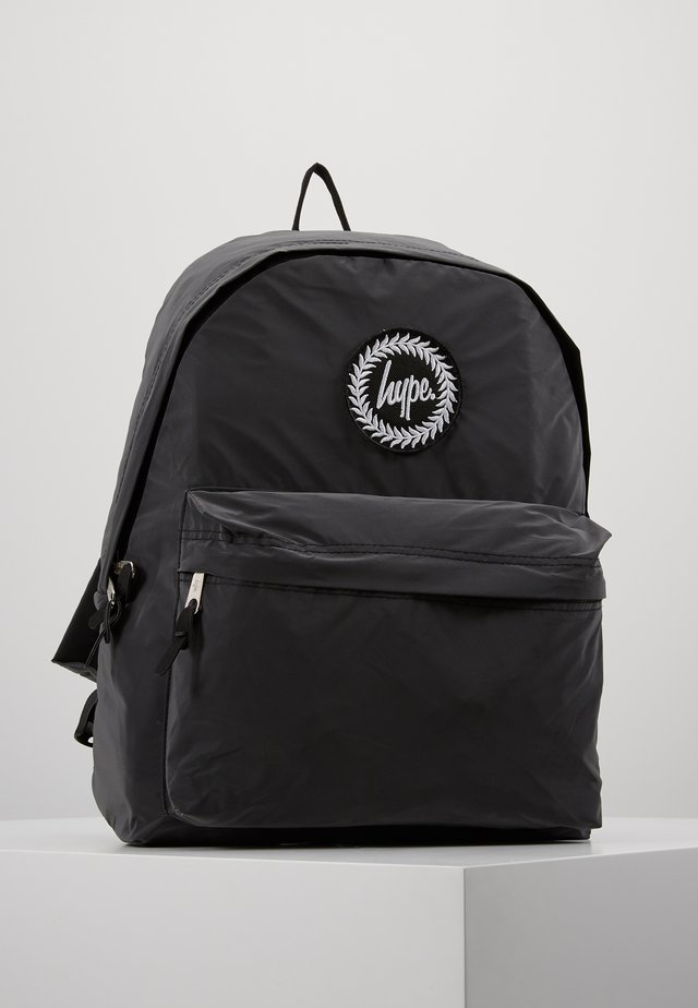 BACKPACK REFLECTIVE - Rucksack - black