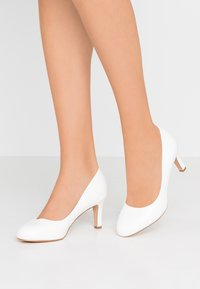Anna Field - Classic heels - white - 0