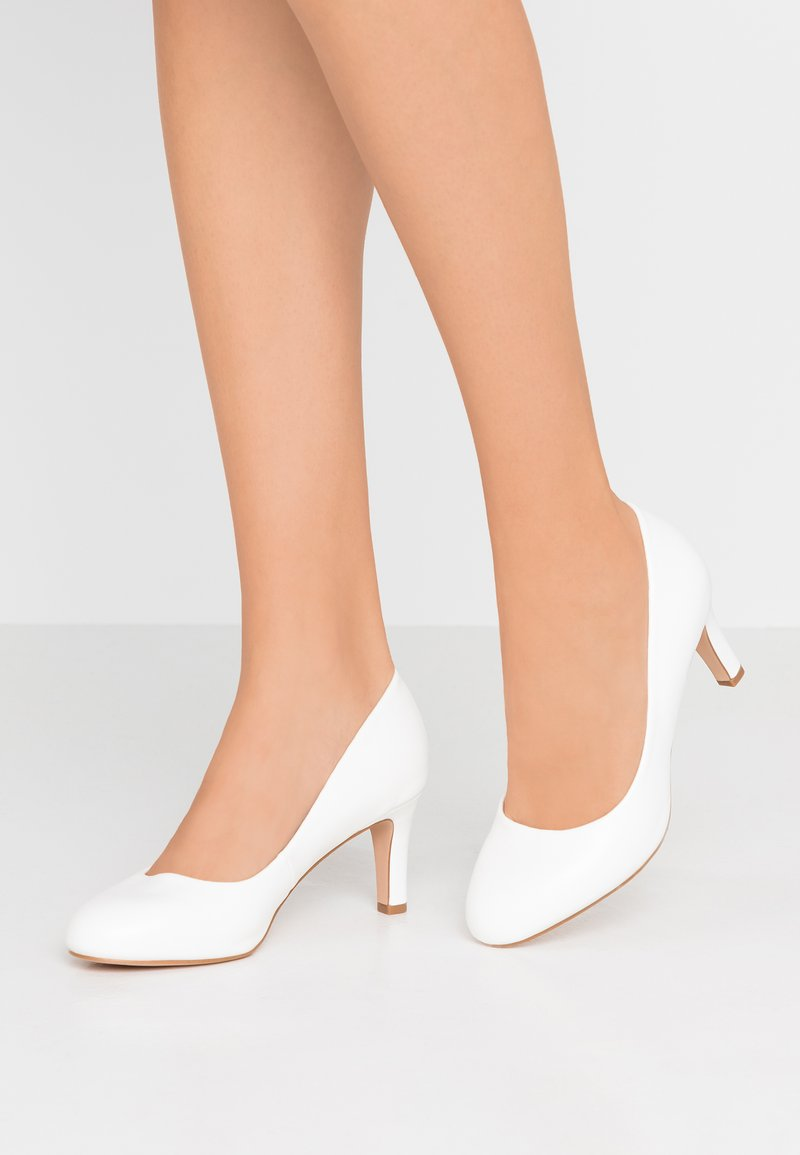 Anna Field - Classic heels - white