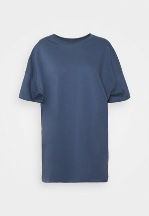 ONLMAYA LIFE OVERSIZE - Basic T-shirt - vintage indigo