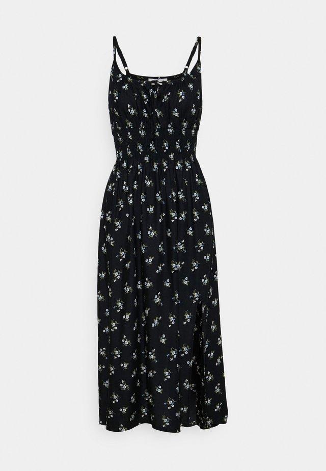 MIDI DRESS - Vardagsklänning - black