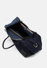 Hackett London - DOUBLE ZIP - Weekend bag - navy/black - 4