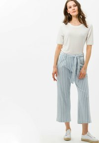 BRAX - STYLE MAINE  - Trousers - used light blue - 1
