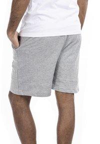 U.S. Polo Assn. - CARSTEN - Shorts - grey melange - 3