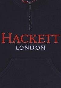 Hackett London - Fleecová mikina - navy - 3