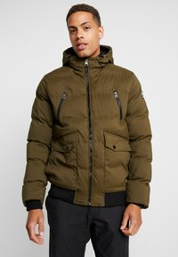 Cars Jeans - ABRAVE  - Winterjacke - army - 0