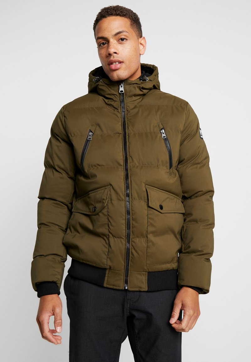 Cars Jeans - ABRAVE  - Winterjacke - army