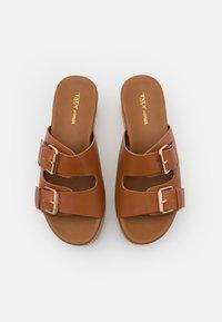 Tata Italia - Heeled mules - brown - 5