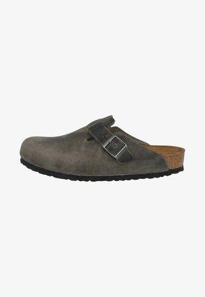 Mules - grey
