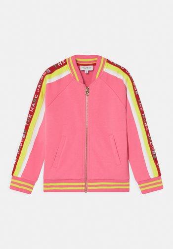 Sweatjakke - pink