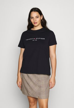 REGULAR TEE - T-shirt imprimé - desert sky