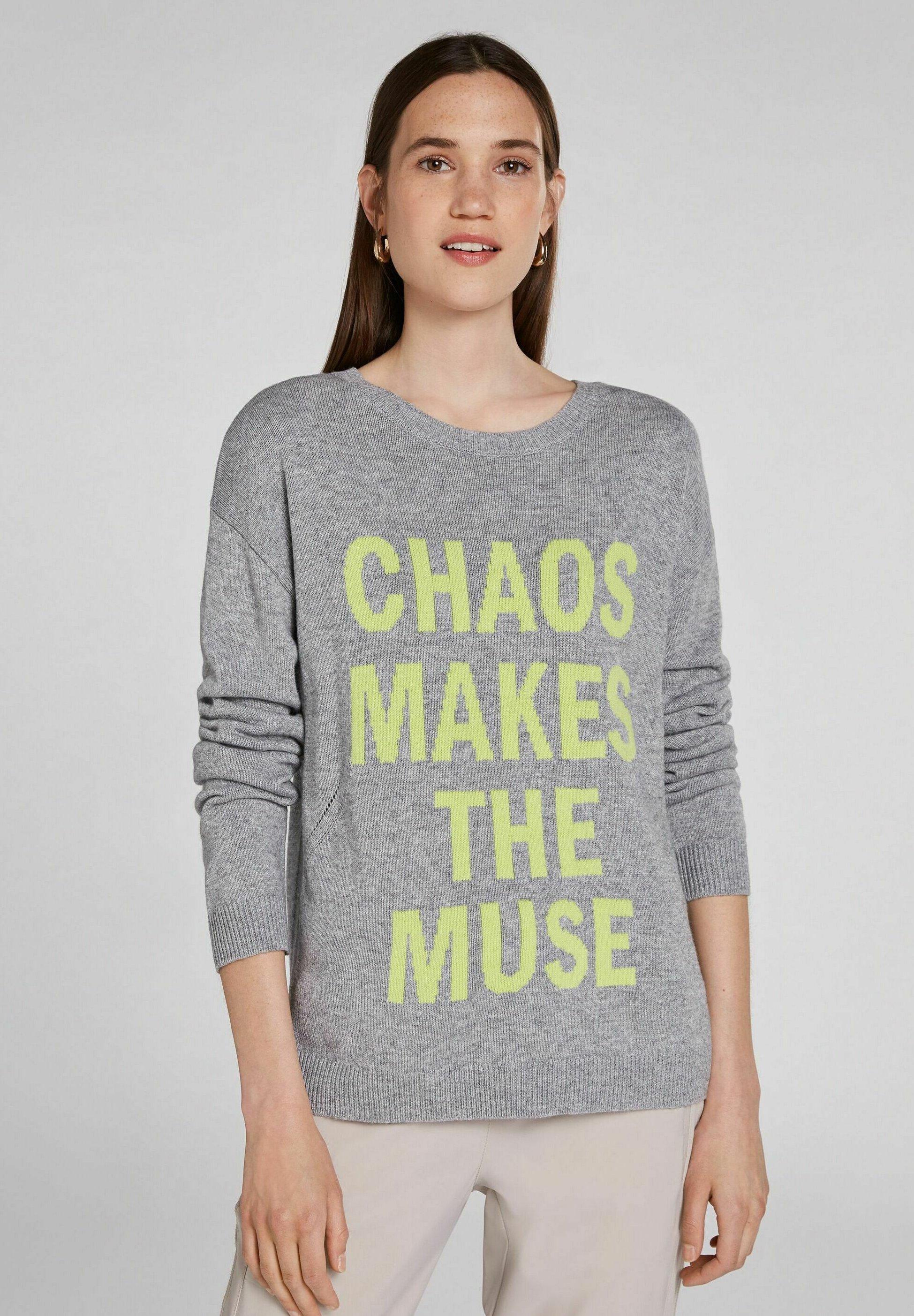 Femme MIT SCHRIFTZUG - Pullover