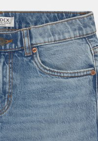 Lindex - TROUSERS STAFFAN - Jeans straight leg - light denim - 2