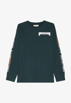 TEENAGER - Long sleeved top - bottle green