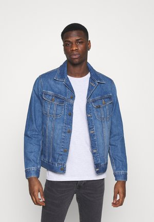 RIDER JACKET - Denim jacket - washed camden