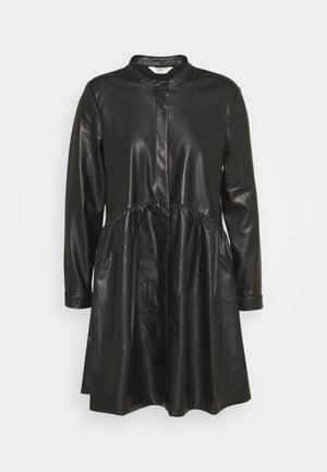 ONLCHICAGO DRESS - Shirt dress - black
